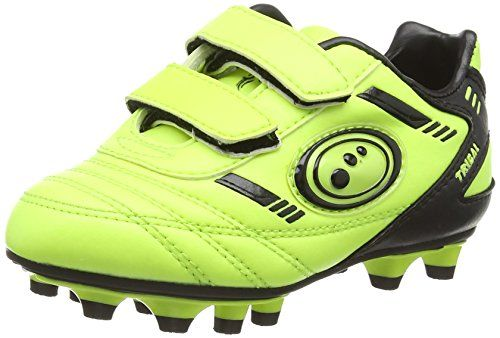 Optimum Tribal Boys' Football Boots Yellow (yellow/black) 3 Uk (36 Eu)