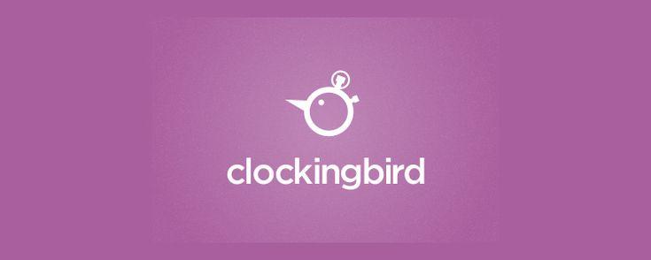 35 increíbles logotipos de aves y pájaros para la inspiración 35