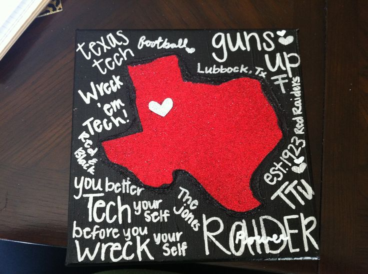 193 Best Images About Red Raider Home Decor On Pinterest | Arches