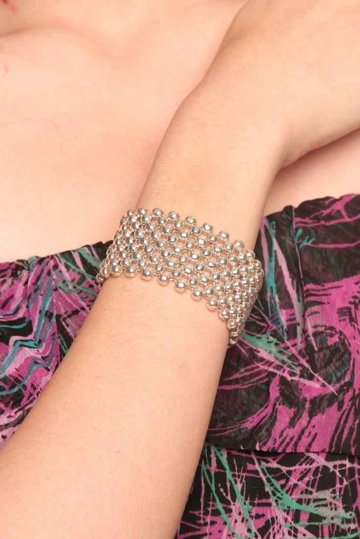 Layer Beads Bracelet