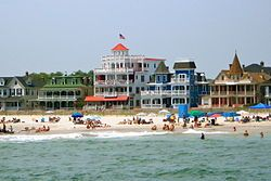 Cape May, New Jersey; the nation's oldest seaside resort - Wikipedia,