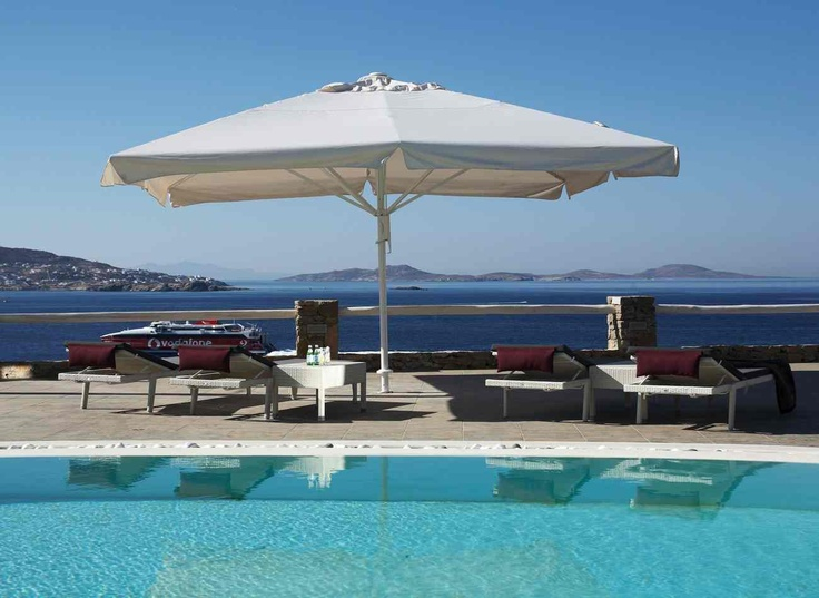 Mykonos, Greece - Rocabella Art Hotel & Spa