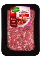 Farce à légumes Façon Charcutière.  #pork.