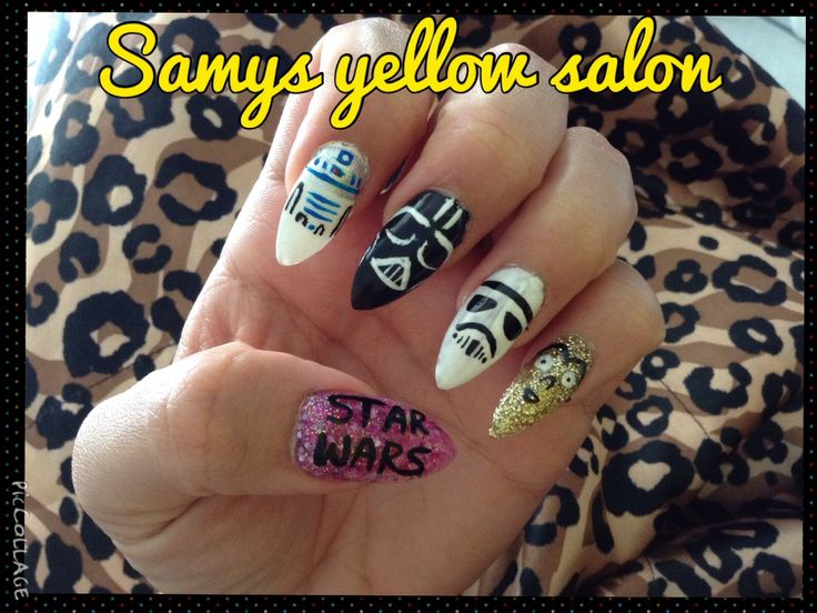 102 best Nails. But only the cool ones images on Pinterest | Make up ...