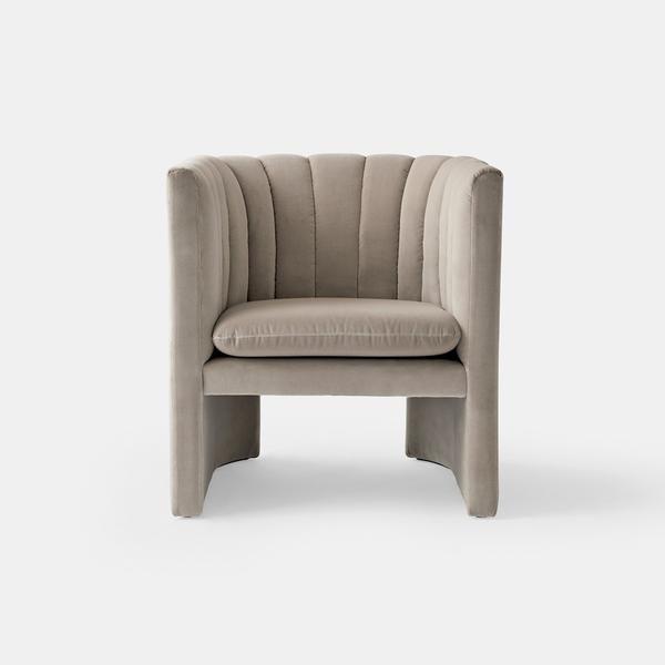 Loafer Armchair Sc23 Beige Monologue London Furniture Armchair Chair