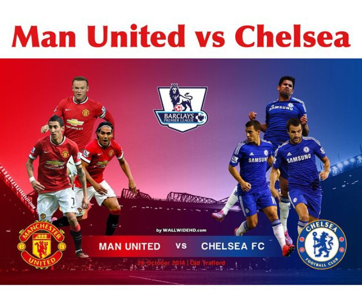 BongoSports: Who will win today: Man u Vs Chelsea