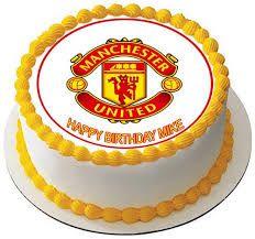Image result for manchester united cake