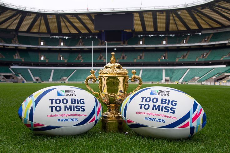 #rugbyworldcup2015 too big to miss