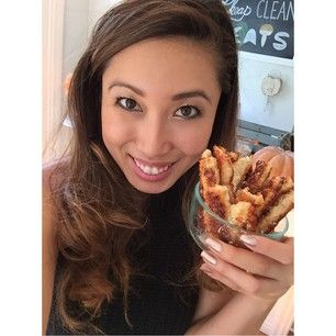 Cauliflower Fries | http://www.blogilates.com/blog/2014/11/07/protein-packed-french-fries/