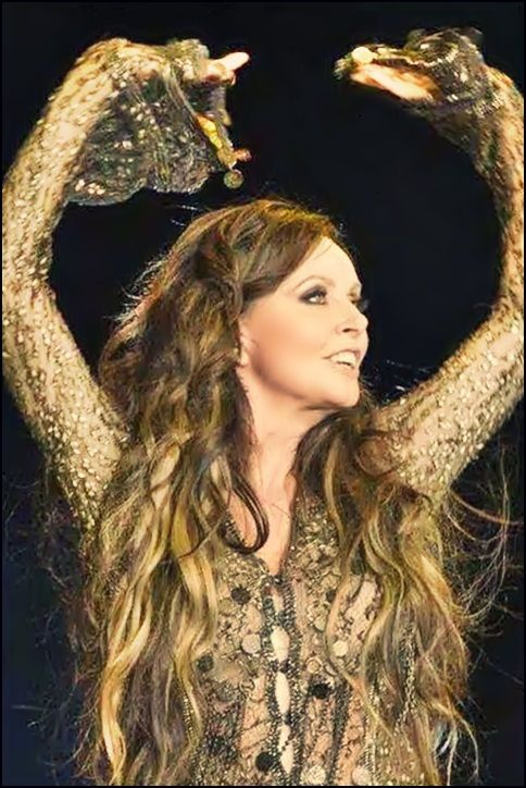 Sarah Brightman - Harem Tour