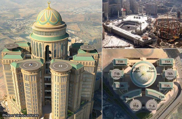 El Hotel más grande del mundo tendrá 10.000 habitaciones @alvarodabril