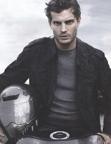 Jamie Dornan- AKA Christian Grey