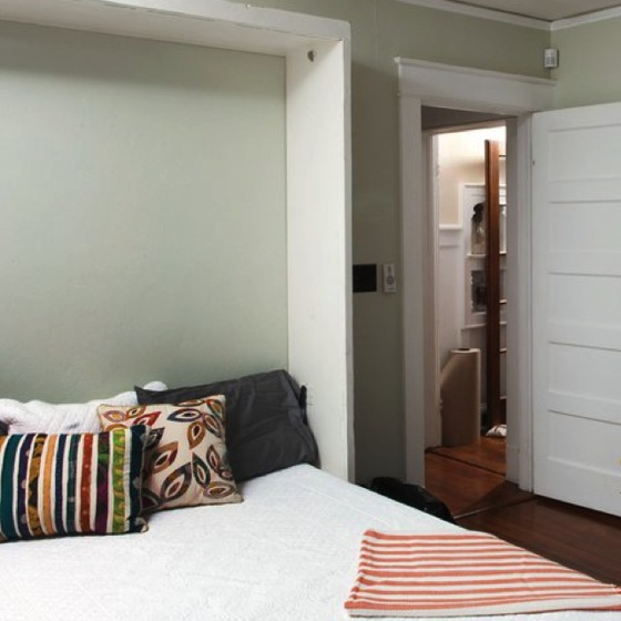 1000 images about wallbeds on pinterest costco pocket for Murphy garage doors