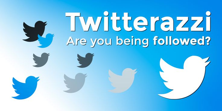 Twitterazzi: are you being followed? | Jo Rodrigues, a layman's kind of Author!