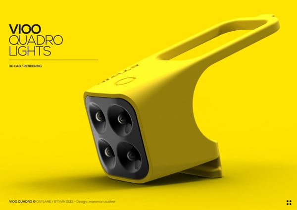 Vioo Quadro - NEW by maxence couthier, via Behance