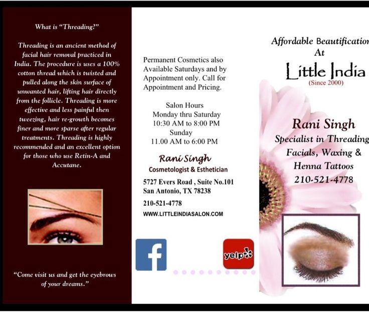 Little India Beauty Salon - San Antonio, TX, United States