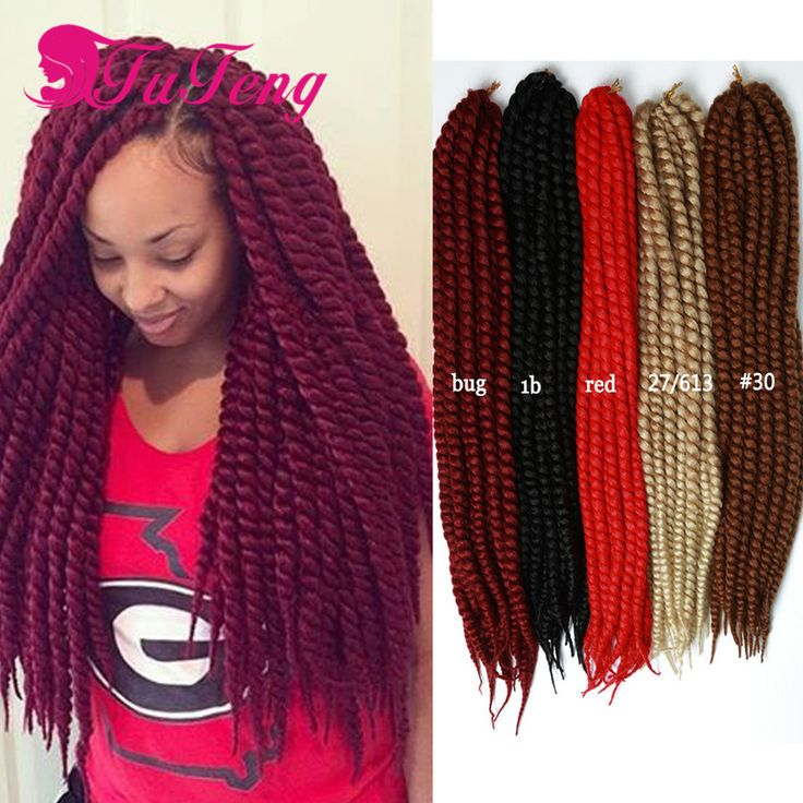 506 best crochet braids hair images on pinterest braid styles crochet hair extensions and braid - Crochet braids avec xpression ...