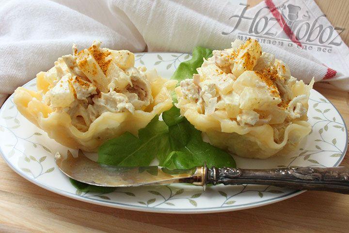 адресов объектов салат из сырных корзиночек рецепт фото цветом
