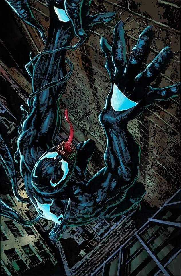 Venom #150 (Variant) by Mike Perkins
