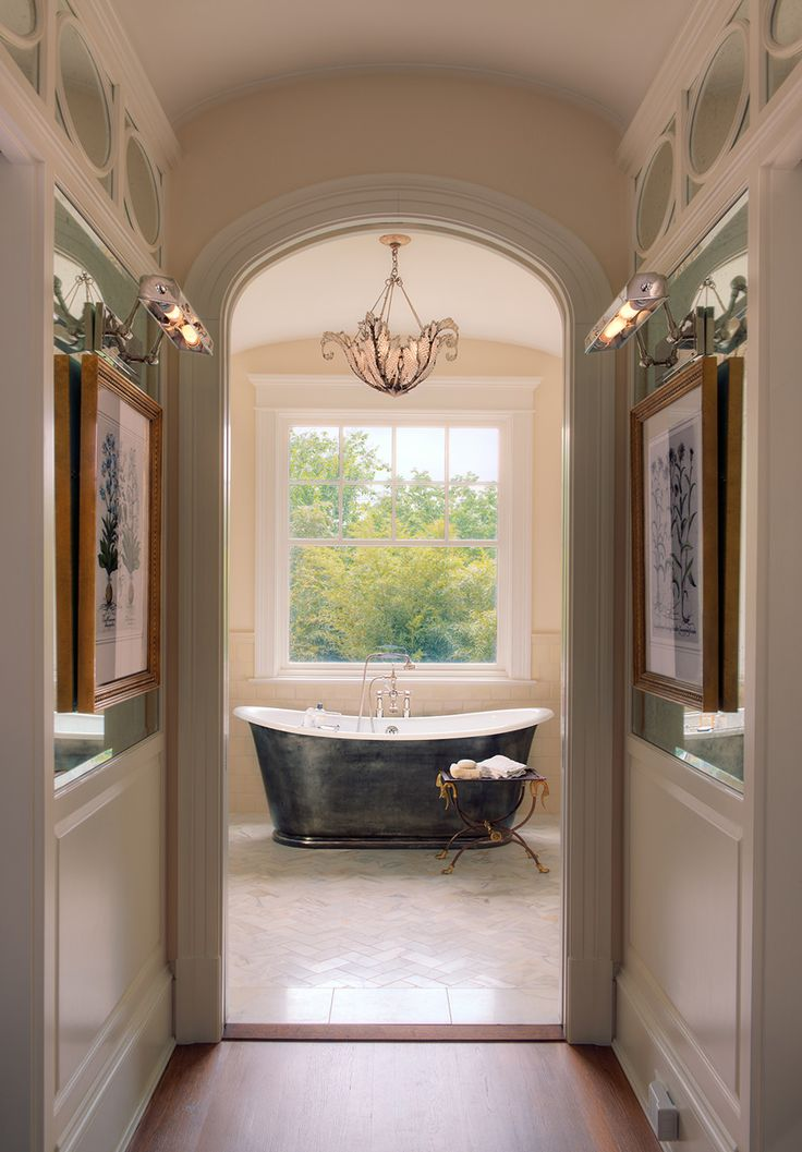 9 best bathroom beauties images on pinterest master for Master down townhomes