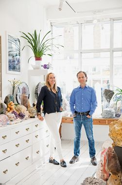 Good vibrations abound in this tantalising Notting Hill emporium of the world's finest crystals in the FT How to Spend It by Charlotte Metcalf