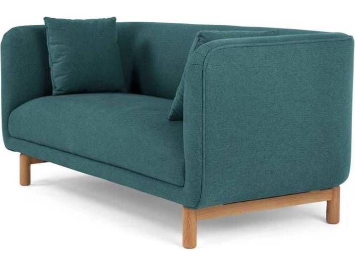 Becca 2 Sitzer Sofa Mineralblau In 2020 2 Sitzer Sofa 3 Sitzer Sofa Skandinavisches Design