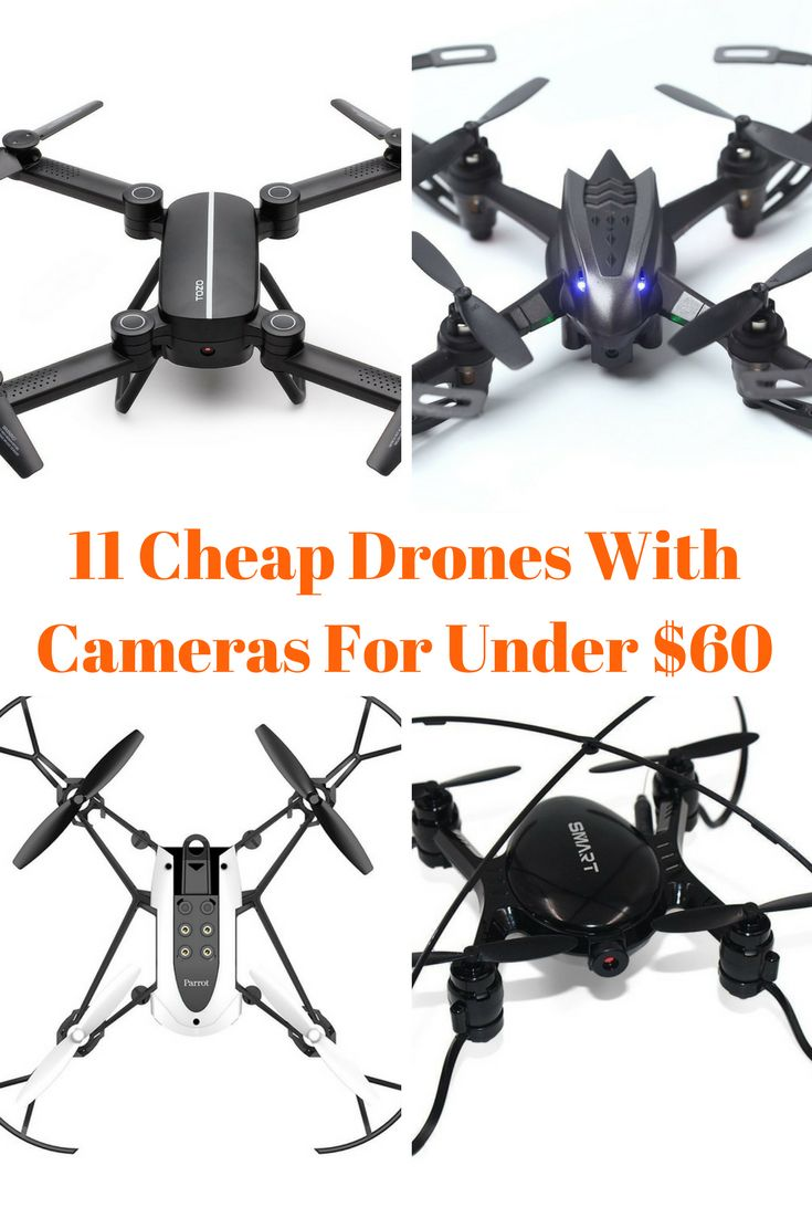 11 Cheap drones with cameras for under $60. Gift guide | Gifts for him | Gifts for her