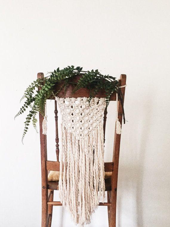 The 25+ best Macrame chairs ideas on Pinterest | Macrame ...