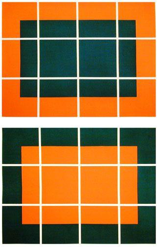 Donald judd 1928 1994 was an american artist associated for Minimal art judd