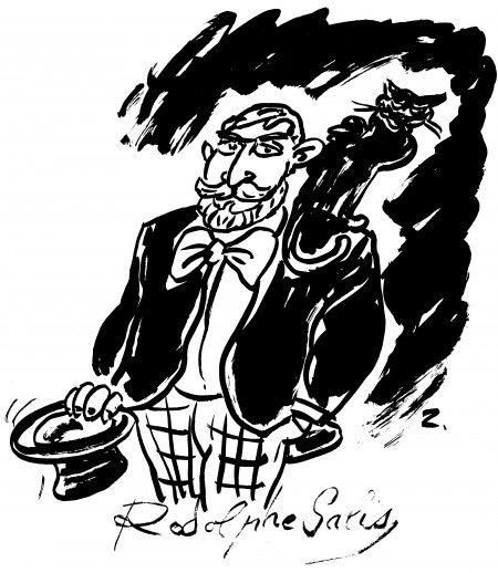 Rodolphe Salis Art | ... rodolphe salis,caricature,zombi,mariel oberthür,musée,montmartre