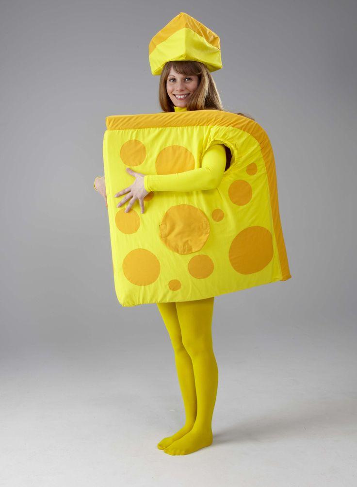 Cheese Costume