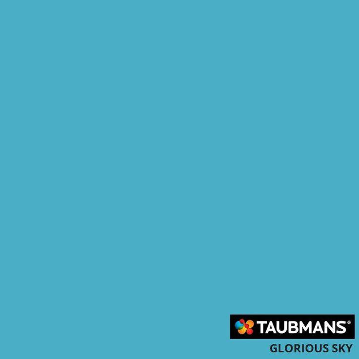 #Taubmanscolour #glorioussky
