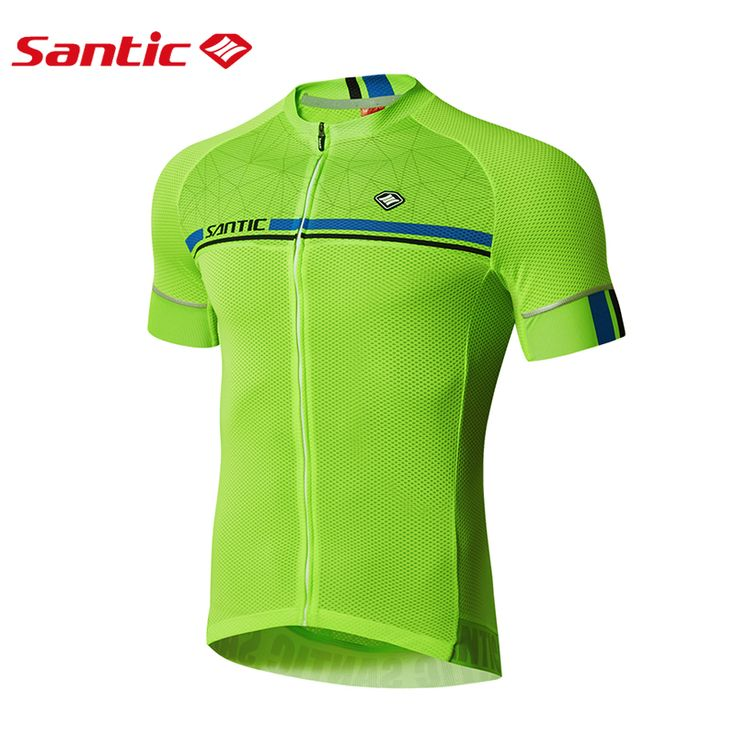 ==> [Free Shipping] Buy Best SANTIC Cycling Short Jersey Mtb Bicycle Clothing Bike Wear Clothes Short Maillot Roupa Ropa De Ciclismo Hombre Verano 4 Colors Online with LOWEST Price | 32815313656