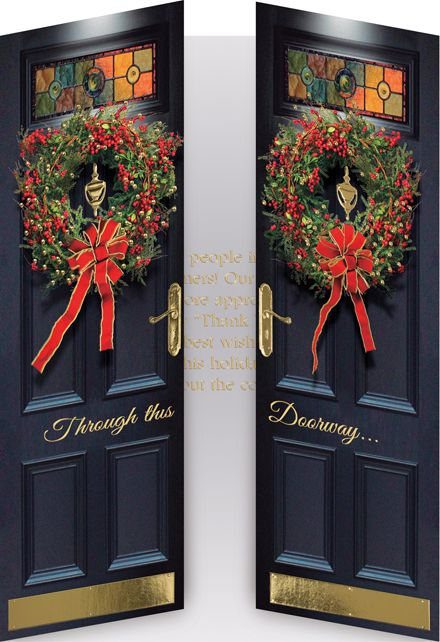 138 best business holiday greetings images on pinterest business welcome home holiday cards send an elegant and inviting holiday greeting with the welcome home card business reheart Gallery