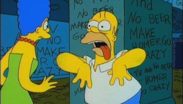 "The Simpsons — ""Treehouse of Horror V"""