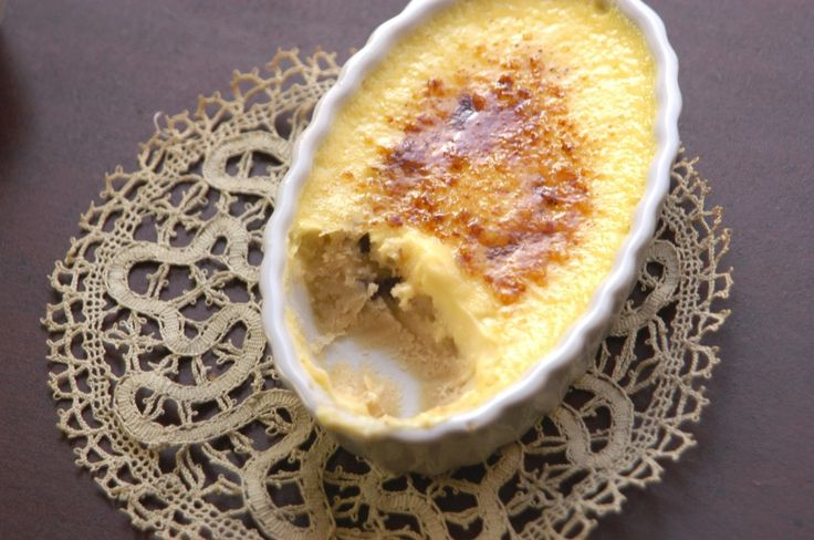 ... Creme Brulee on Pinterest | Burnt sugar, Creme brulee and Coconut