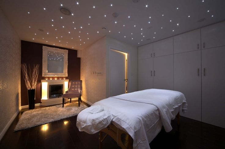 Pearl Spa- Massage Room, Interior Design, Toronto