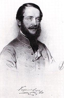 """Kossuth Lajos """"Amely percben Magyarországon akadna ember, aki urává akarna lennie e nemzetnek, aki bármely hatalmat mástól, mint e nemzet képviselői testület kezéből akarna venni, azon emberre, uraim, vigyázzanak önök, az egész nép, és soha semmi esetben ne tűrjék, ne engedjék azt, hogy e nemzet felett más határozhasson valaki, mint e nemzet maga."""" Debrecen, 1849. április 14. Kossuth beszéde a képviselőházban Magyarország függetlenségének kimondásáról"""