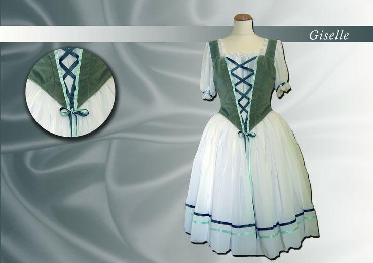 Ballet costume for Giselle