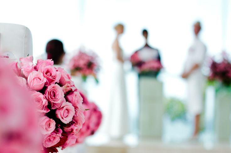 Wedding moment Aleksnder & Evgeniia with Romantic Bali Wedding