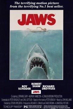 Jaws - The Terrifying Motion Picture