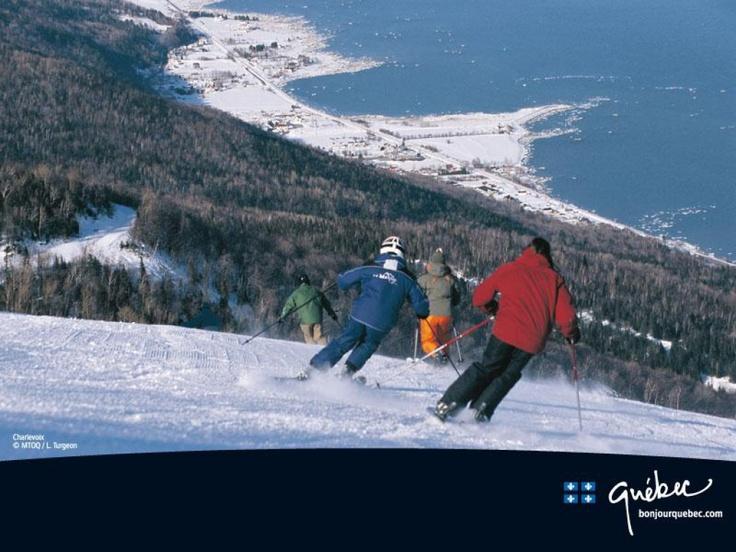 Ski Massif, Charlevoix