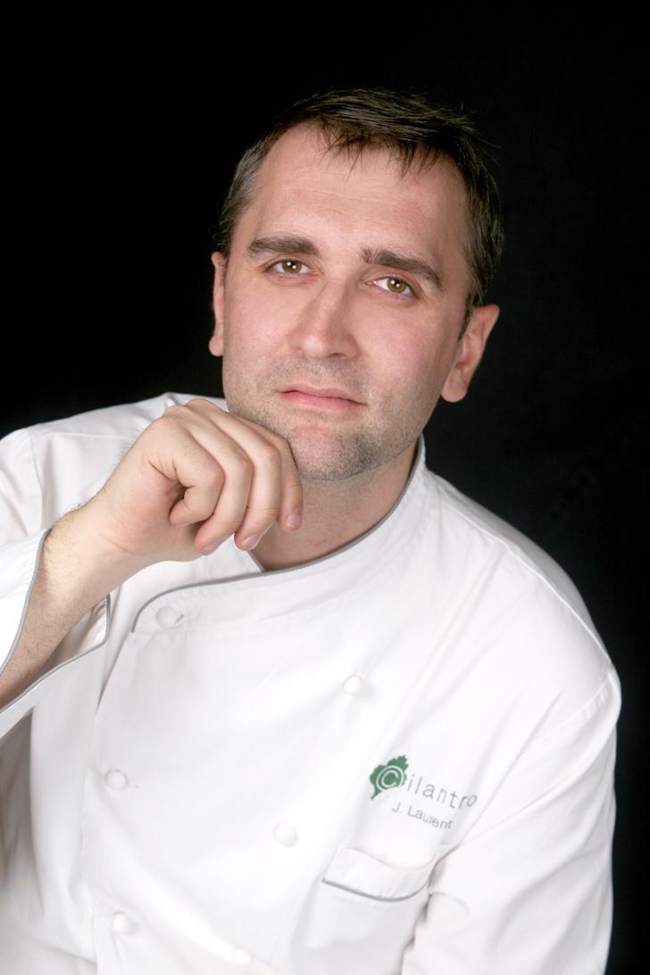 Chef Jerome Laurent, Le Cilantro (1 Michelin Star as of 2011), Arles, France - http://www.restaurantcilantro.com/
