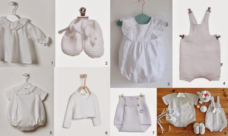 A pensar nos bebés... 1 - Ma Petite Princesse | 2 - Piupiuchick | 3 - Tic Tac Babies | 4 - Piupiuchick | 5 - Ma Petite Princesse | 6 - Zara | 7 - Piupiuchick | 8 - Wings