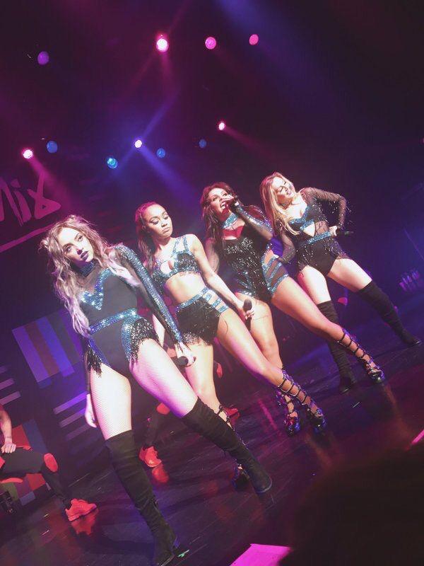Little Mix Get Weird Tour