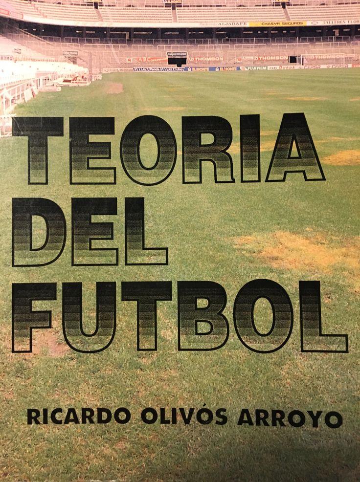 Libro de la semana. Teoría del Fútbol