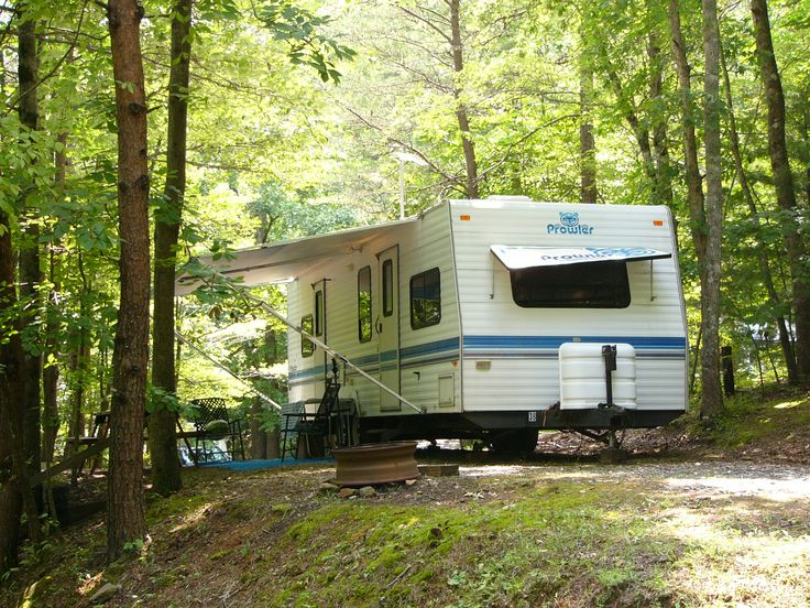 Trackrock Campground Cabins At Blairsville Georgia
