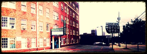 Clermont Hotel by Cycloramic Studio!  #Atlanta #venues #ATL #photography #iPhoneography #photoediting #cycloramic