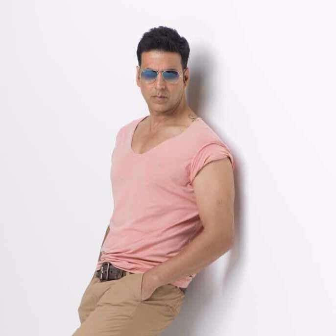 Akshay Kumar.