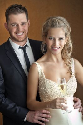 May 20, 2011 ~ Singer Michael Buble And Luisana Lopilato Are Married